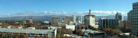 Downtown San Jose California