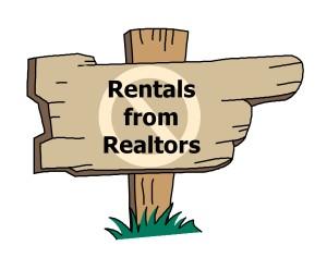 Rentals from Realtors