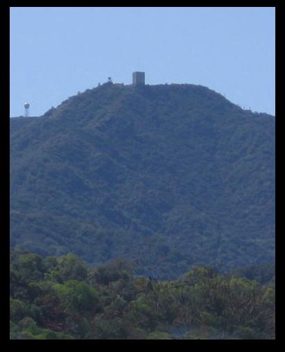 Almaden - Mt Umunhum