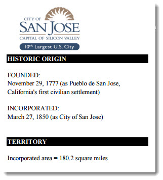 San Jose Quick Facts