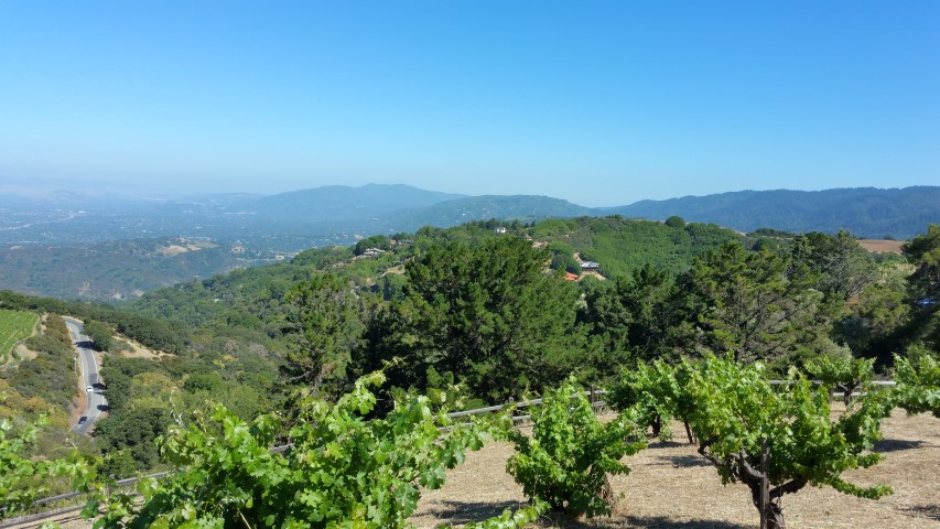 Cupertino view from Ridge Vineyards Small - Slideshow of Silicon Valley neighborhoods