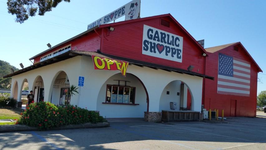 Gilroy Garlic Shoppe Small - Slideshow of Silicon Valley neighborhoods