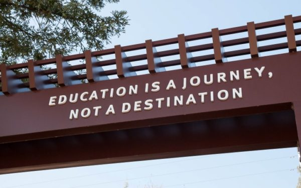 Saratoga - West Valley College - Education is a journey